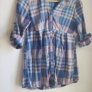 Not your Boyfriend's Flannel***Finale Price Drop**